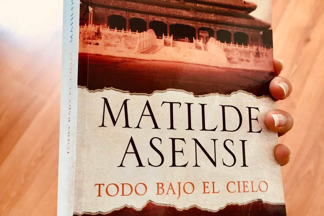 "Reseña de ""Todo bajo el cielo"" – MatildeAsensi"